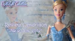 Annonce review cendrillon fete de noel 2012