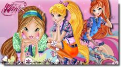 Annonce winx club fairy couture