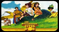 Ban les mysterieuses cites d or re orchestree vol1 ost