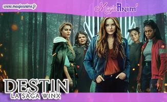 Critique Destin, la saga Winx