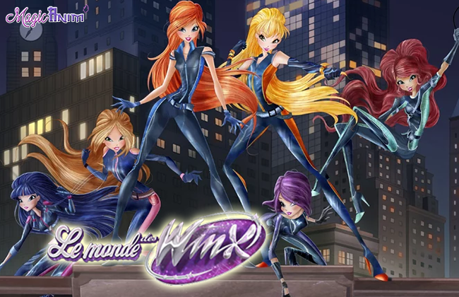 Generique world of winx