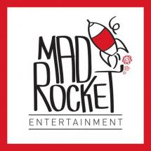 Logo mad enertainment