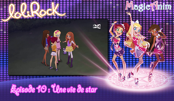 Lolirock episode 11