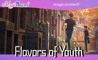 Montage edito flavors of youth