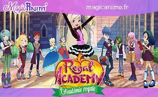 Montage edito regal academy s1