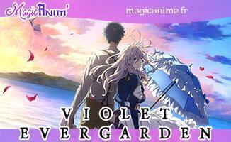 Montage edito violet evergarden film 2