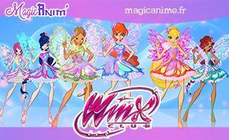 Montage edito winx club s7