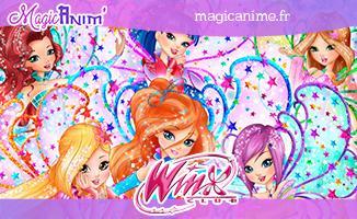 Montage edito winx club s8