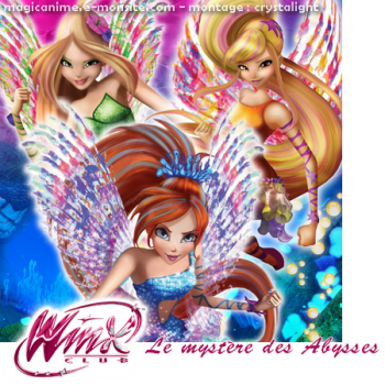 Winx club le mystere des abysses single