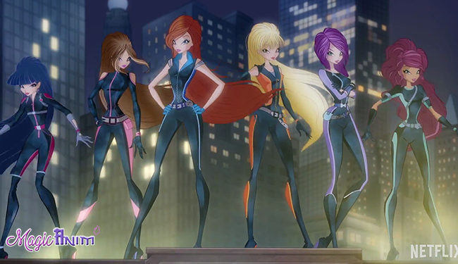 Winx club trailer world of winx