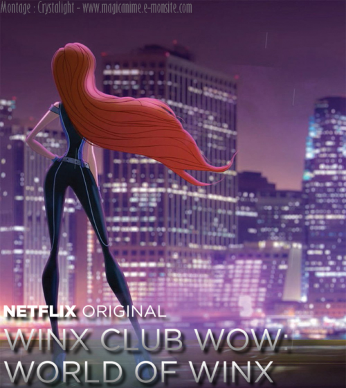 Winx club wow bloom montage