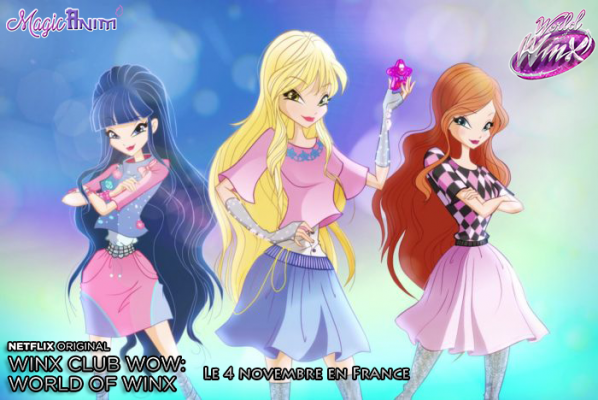 World of winx tenue casual